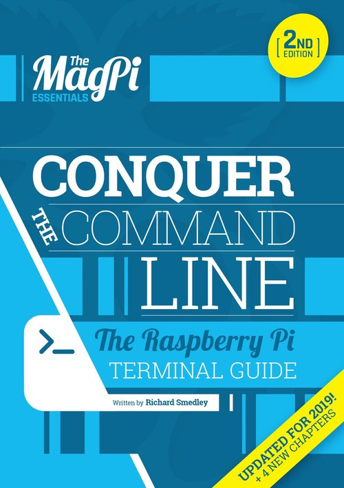 Cover of Essentials - Conquer the Command Line