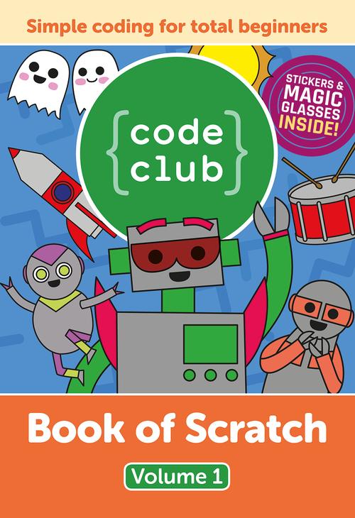 Cover of Code Club Book of Scratch