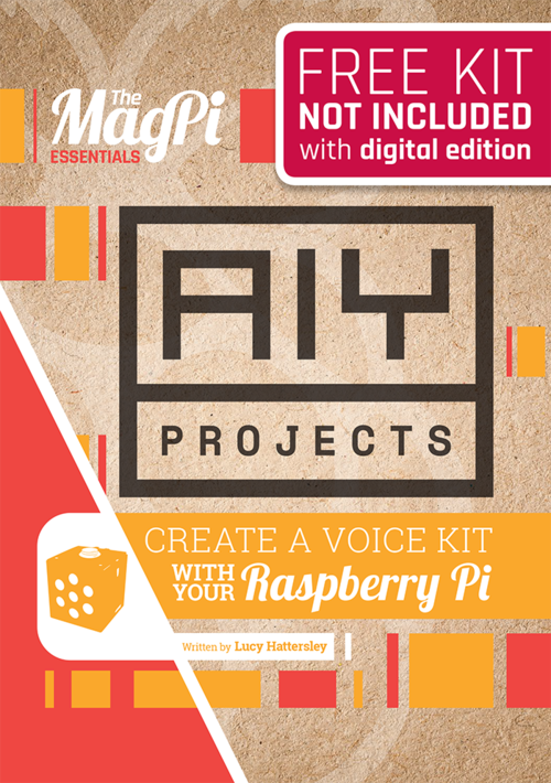 Cover of Essentials - AIY Voice Projects