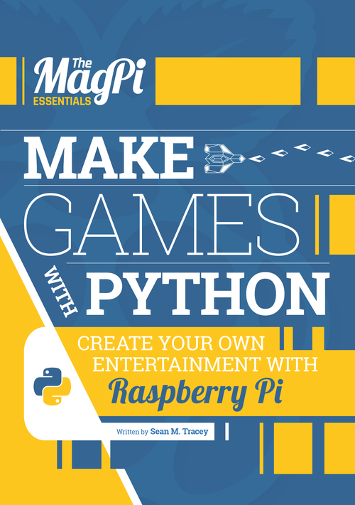 Cover of Essentials - Make Games with Python