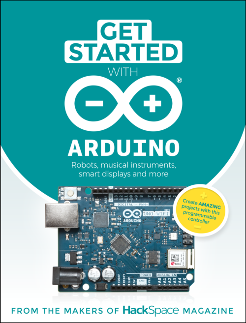 Cover of Get Started with Arduino