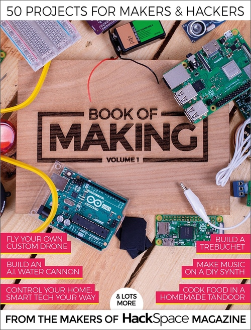 Cover of Book of Making Volume 1