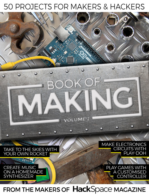 Cover of Book of Making Volume 2