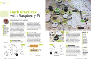 Hack GraviTrax marble run with Raspberry Pi