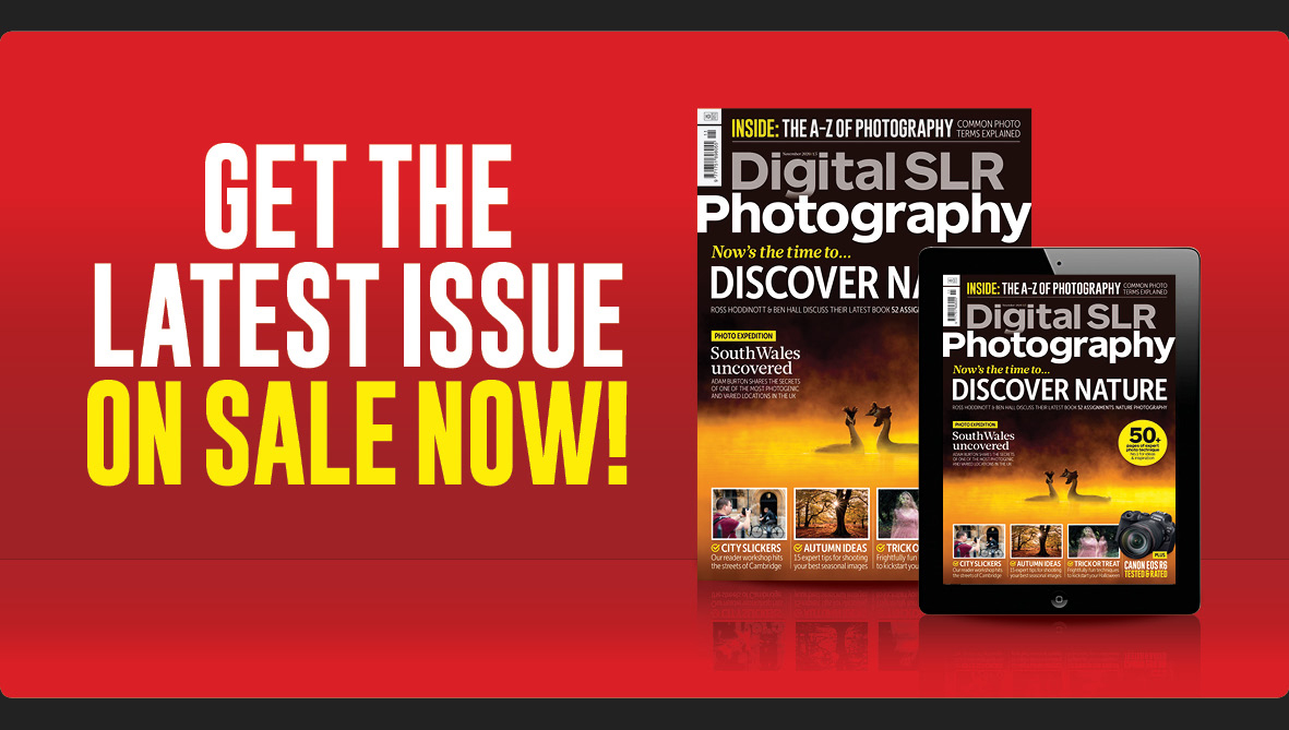 Digital SLR Photography issue 168 cover