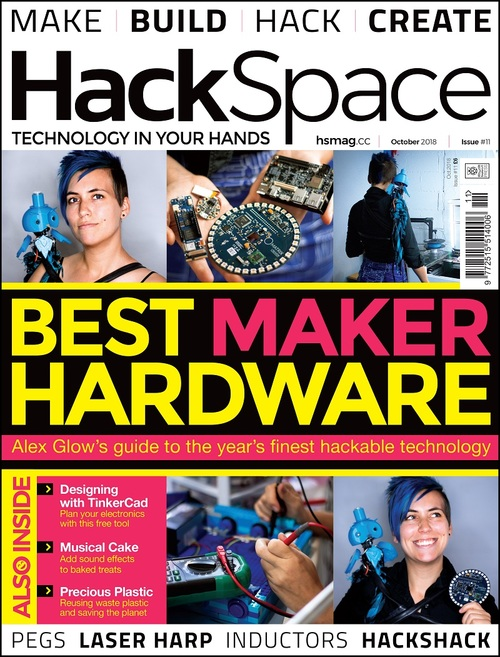 HackSpace magazine issue 11 cover