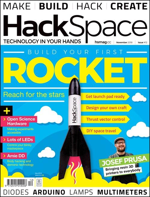 HackSpace magazine issue 12 cover