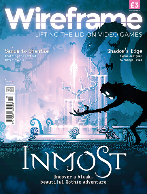 Wireframe issue 19 cover