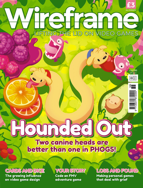 Wireframe issue 36 cover