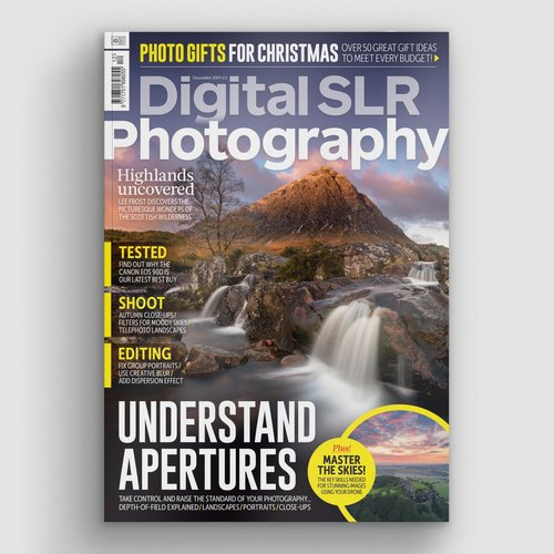 Digital SLR Photography issue 157 cover