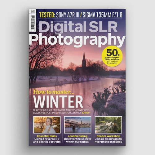 Digital SLR Photography issue 159 cover