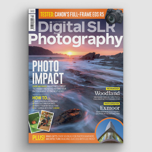 Digital SLR Photography issue 169 cover