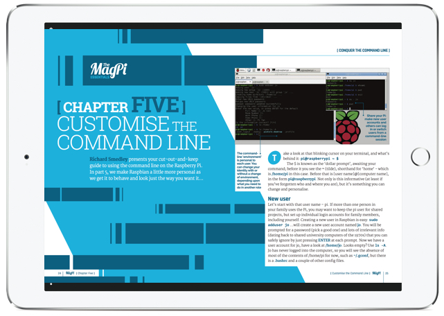 Conquer the Command Line is available now on Android and Apple devices