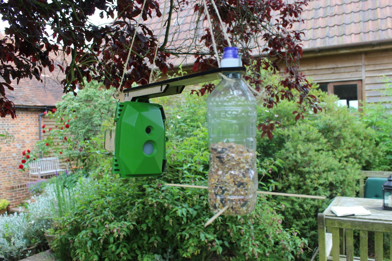naturebytes wildlife cam kit out now the magpi magazinethe magpi