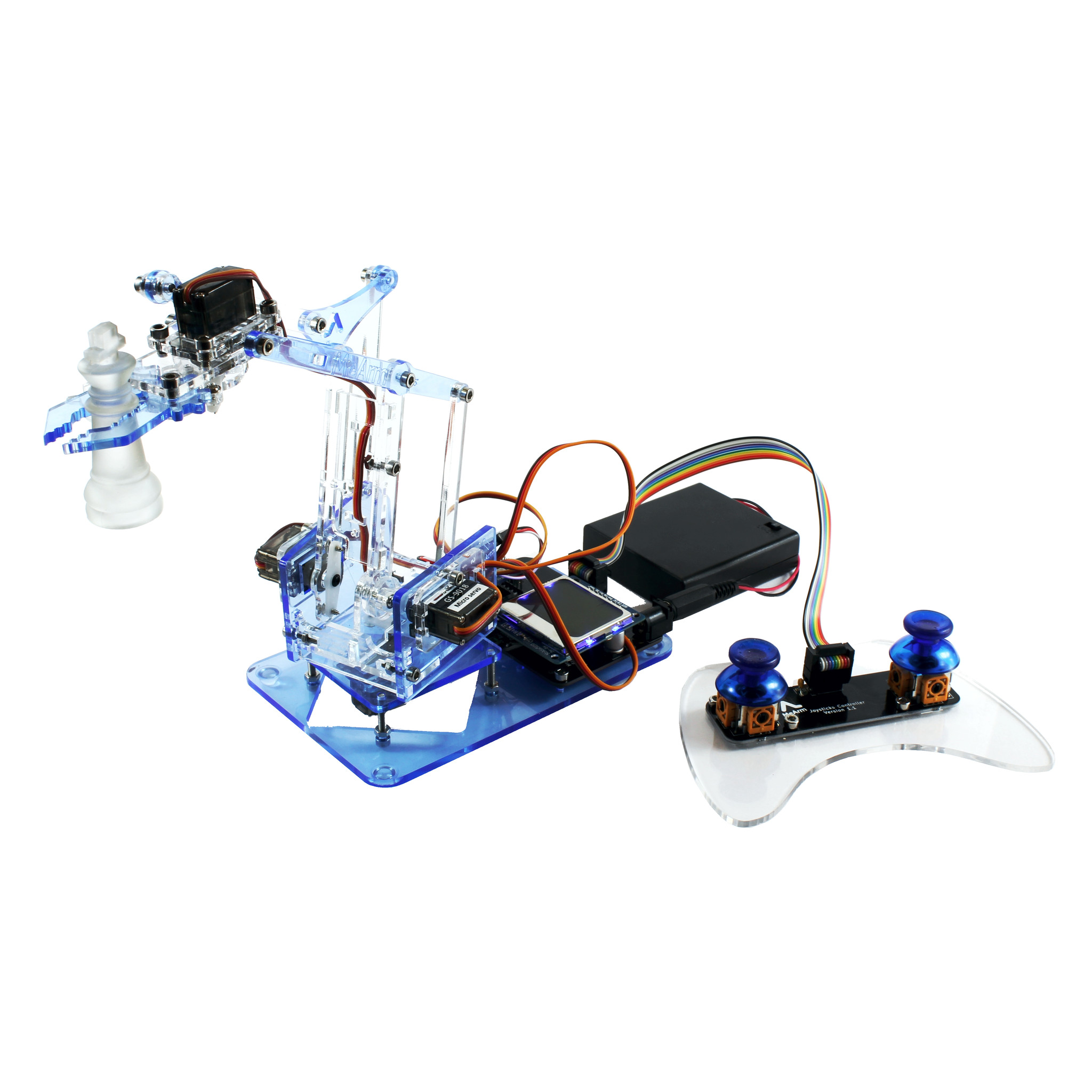 Robotic Arm Control from the BeagleBone Black Linuxcom