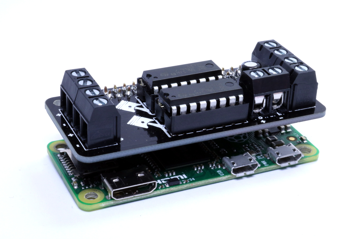 Motozero Review The Magpi Magazinethe Magazine Integrated Stepper Motor Plus Driver Up With Design For While Watching His Favourite Tv Show Sons Of Anarchy That Biker Influence Has Led To Coolest Looking