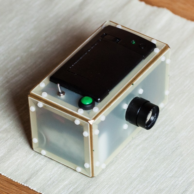 Thermal Polaroid camera: how to build a Polapi - The MagPi