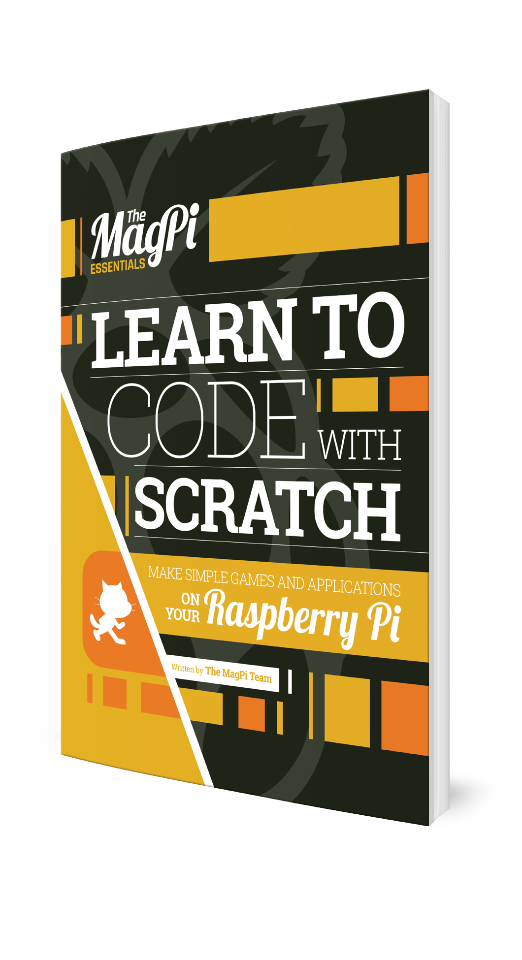 MagPi Essentials Learn to Code with Scratch