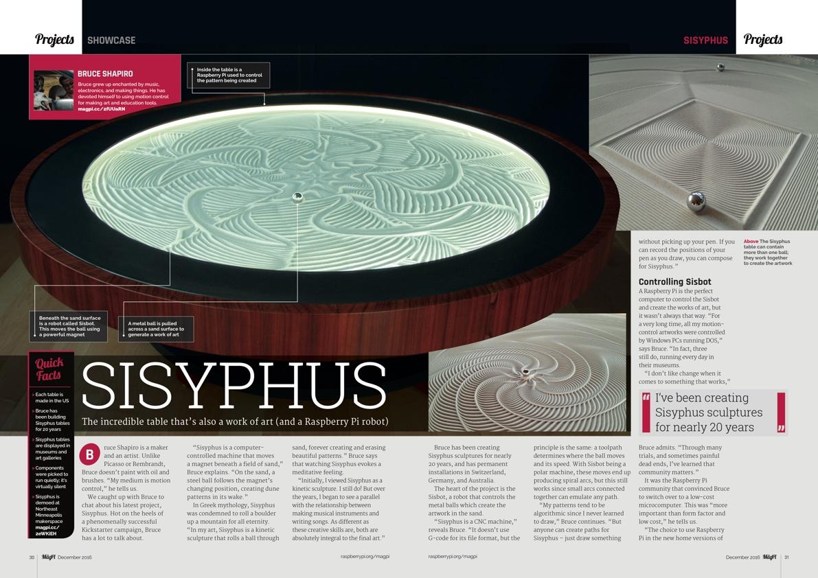 Issue 52 - The MagPi MagazineThe MagPi Magazine