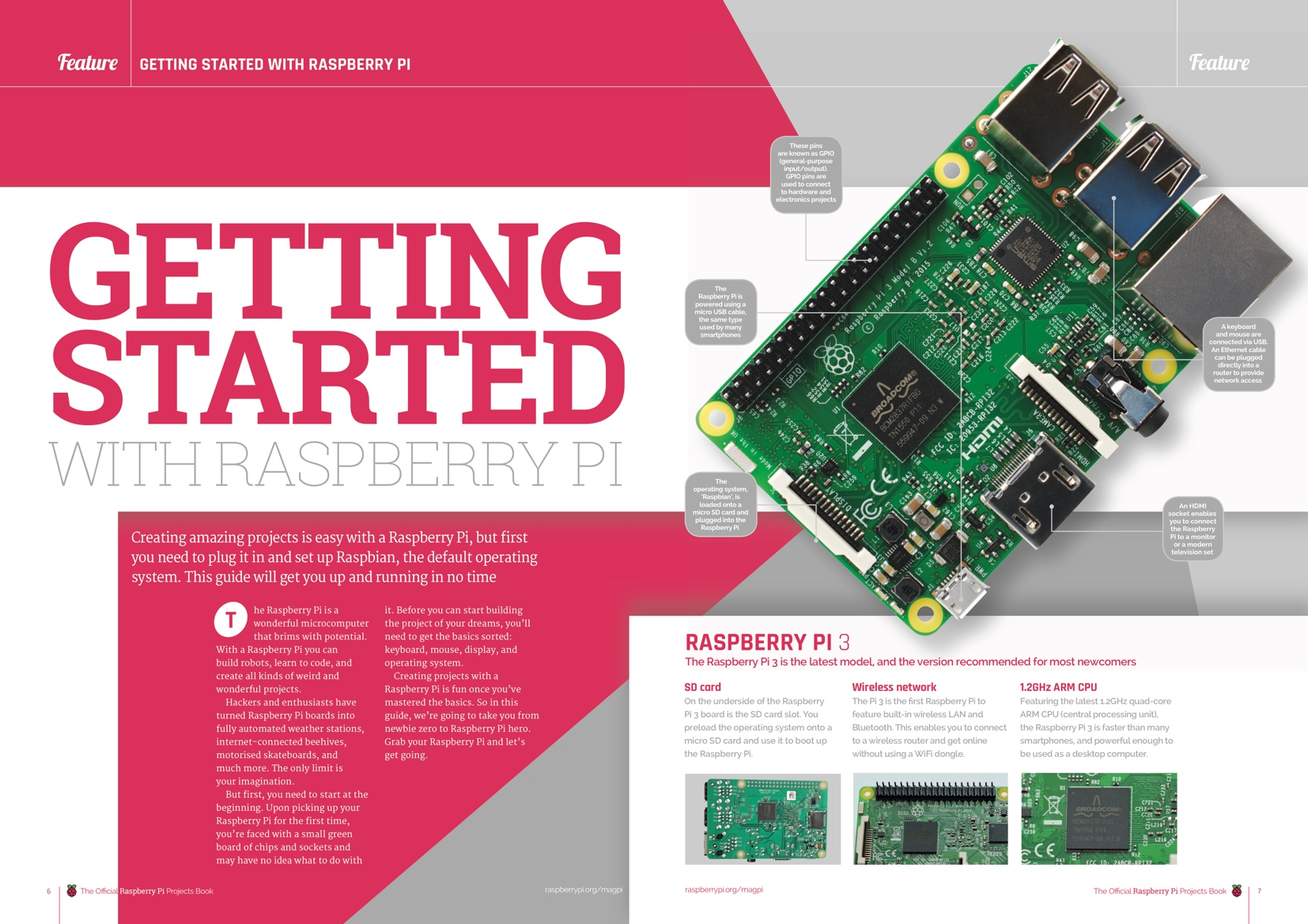 Projects Book 2 - The MagPi MagazineThe MagPi Magazine