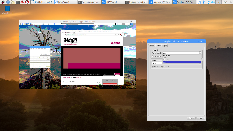 VNC: Beginner's guide to Raspberry Pi remote accessThe MagPi