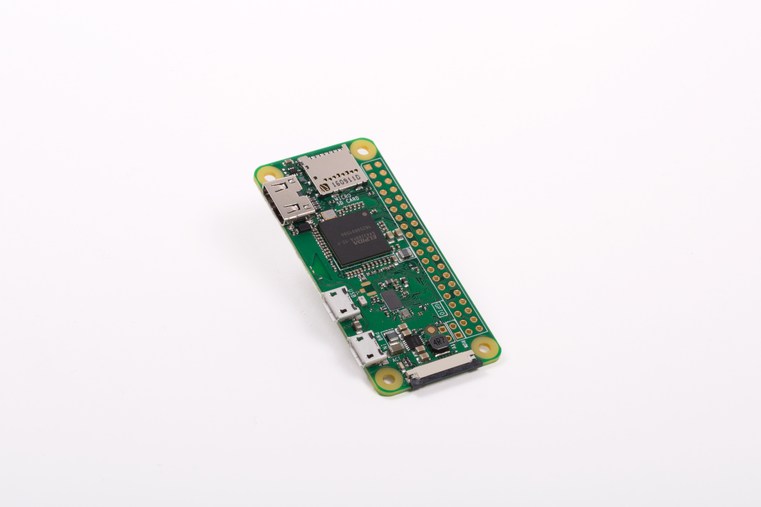Introducing Raspberry Pi Zero W - The MagPi MagazineThe