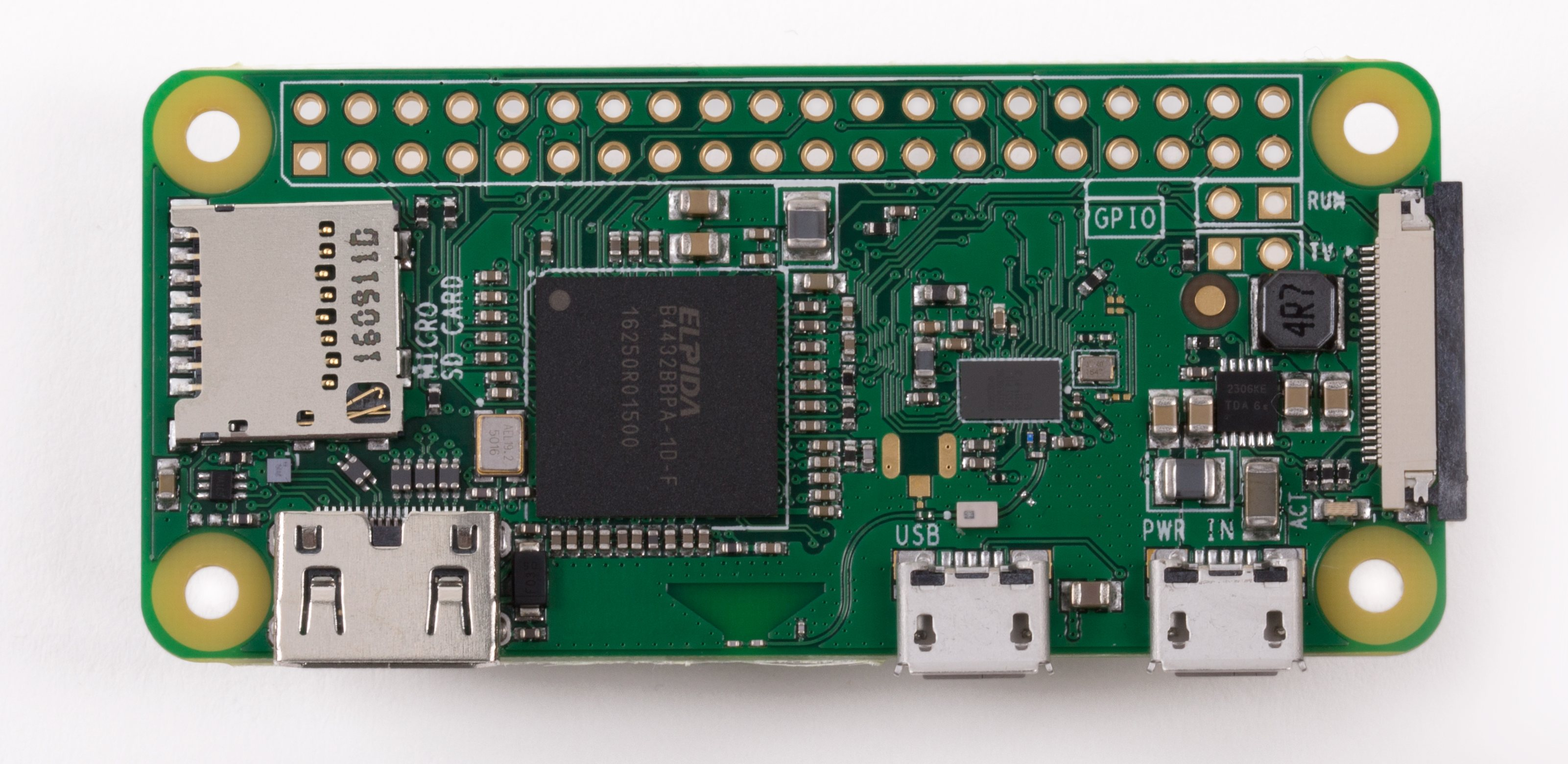 Wireless wonder: The new Pi Zero W antenna design - The
