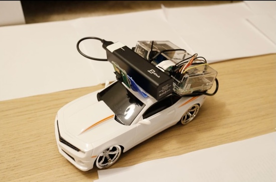 Self Driving Rc Car Project
