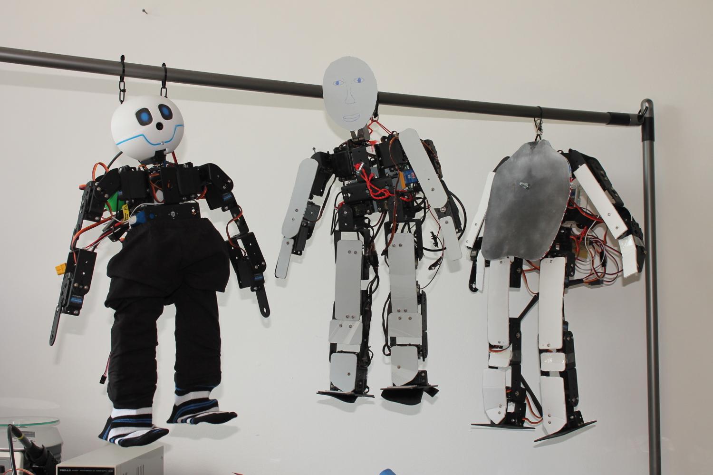 GeRo, the German robot - The MagPi MagazineThe MagPi Magazine