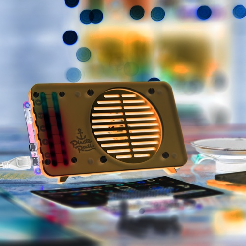 Pimoroni Pirate Radio Starter Kit