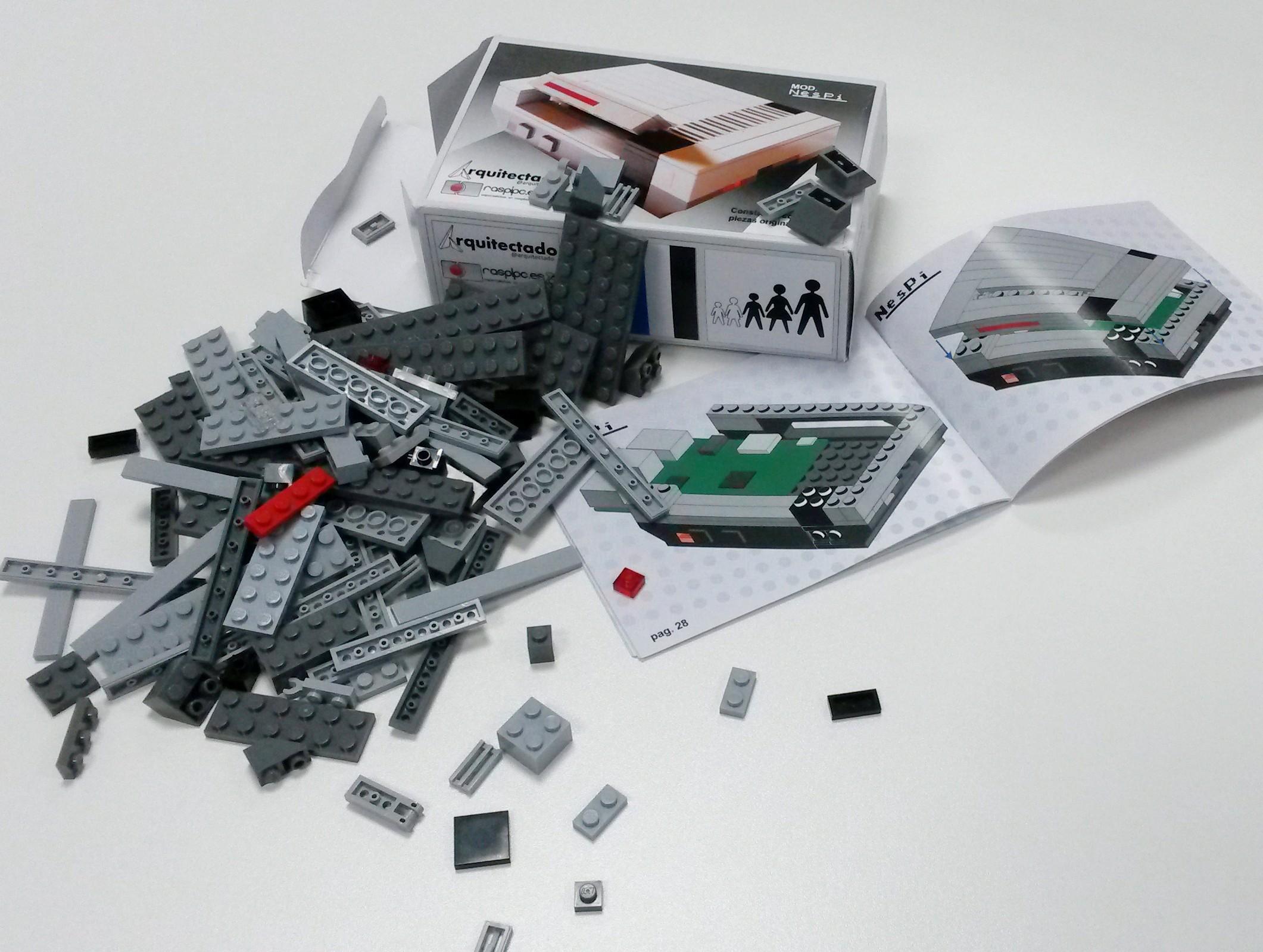 LEGO NES: NesPi