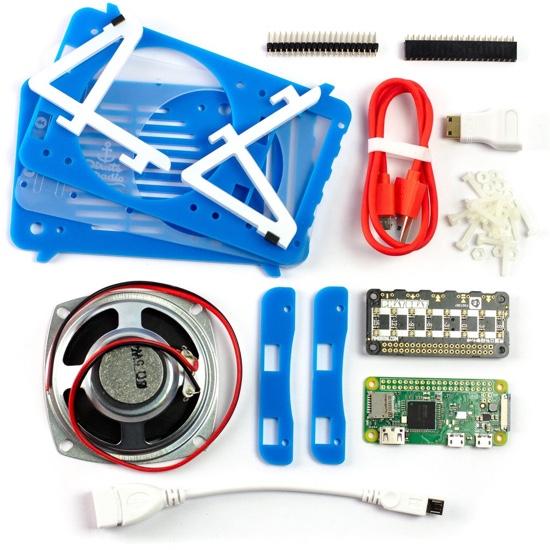 Best Raspberry Pi kits: PirateRadio