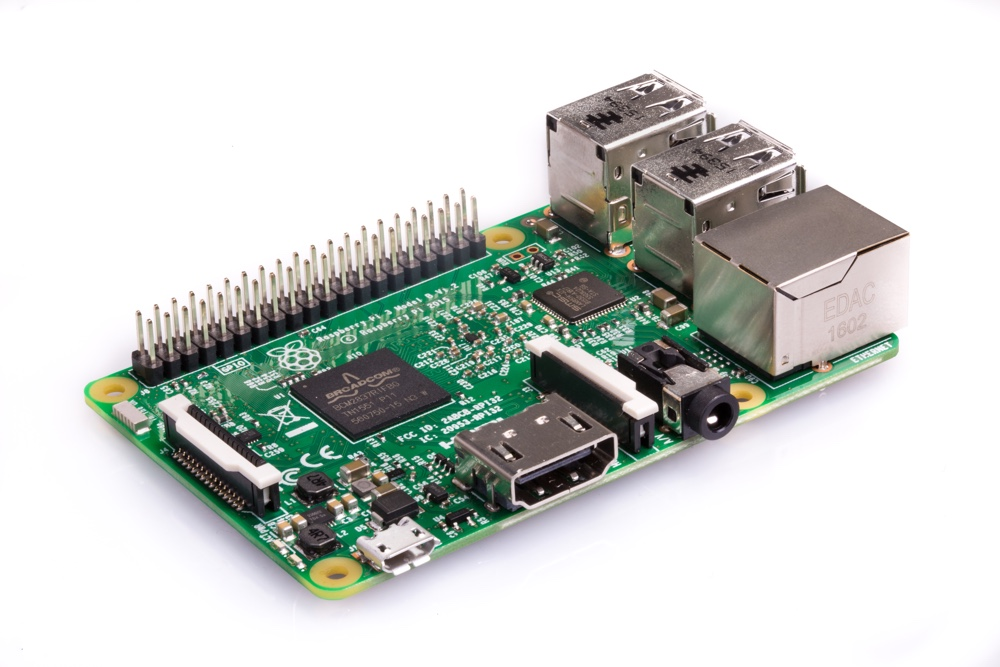 Raspberry Pi power over GPIO