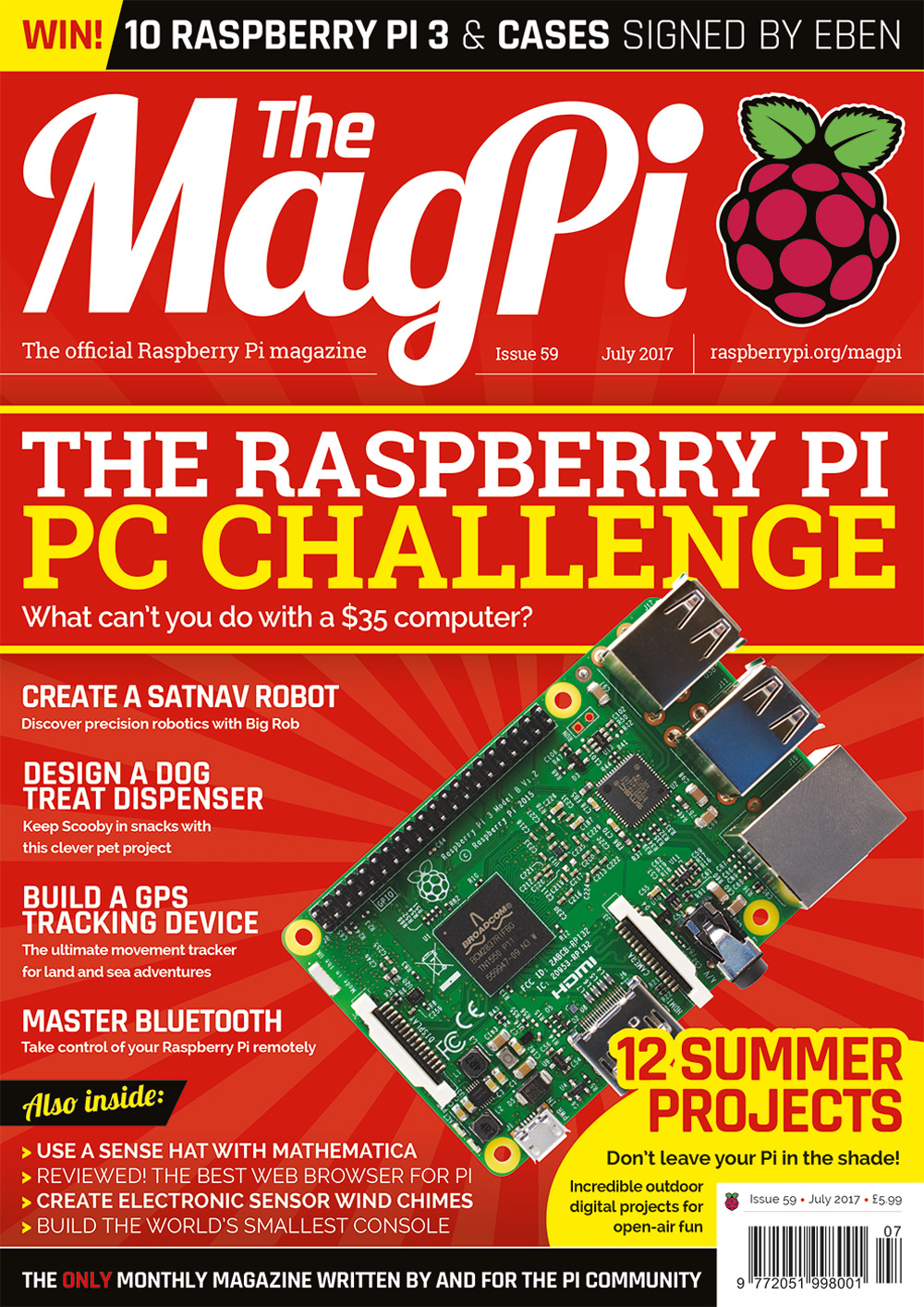 The MagPi Issue 59