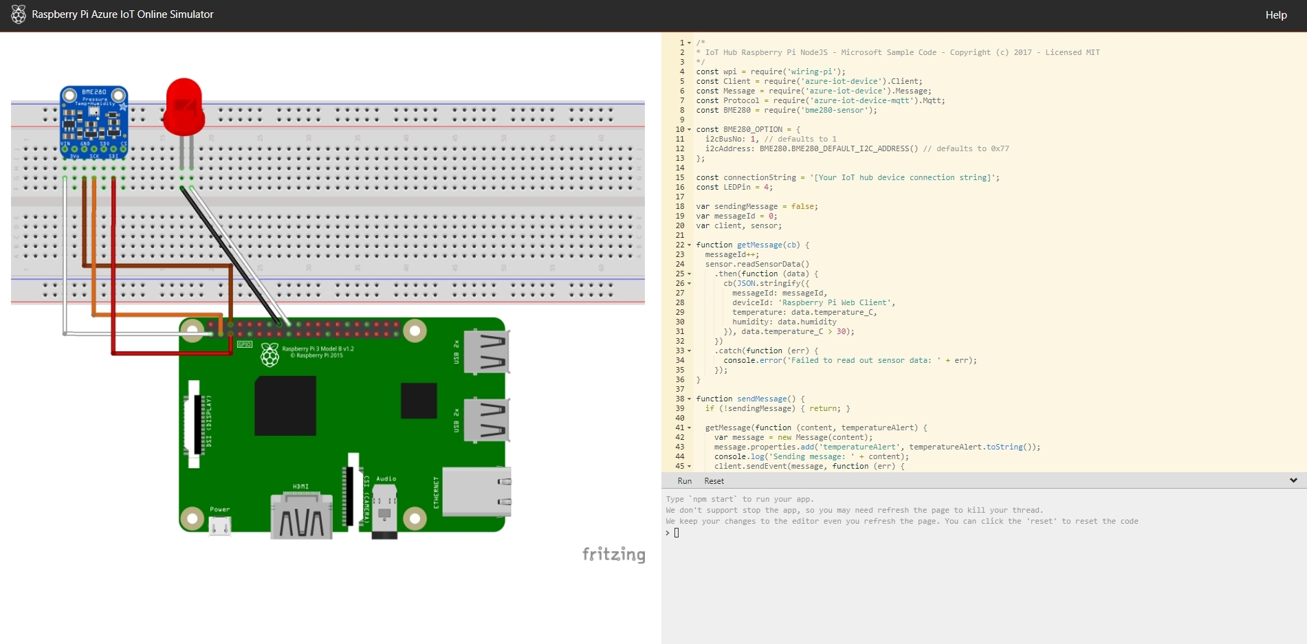 Raspberry Pi Simulator Microsoft Creates Online Tool For Best Circuit Prototyping Projects
