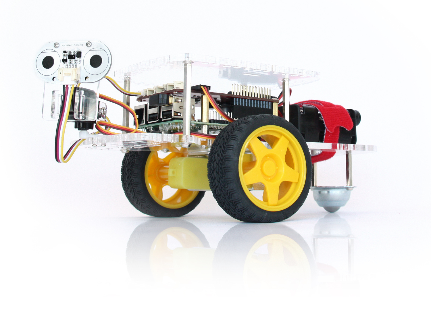 GoPiGo3 review - The MagPi MagazineThe MagPi Magazine