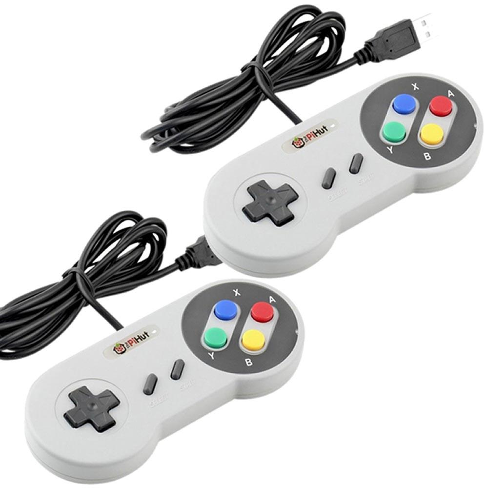 Win! Retro Gaming Bundle and SNES-style Game Pads - The MagPi