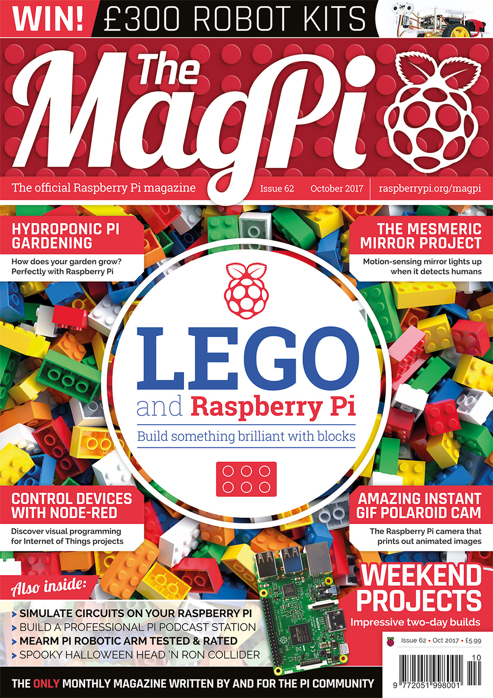 The MagPi Issue 62