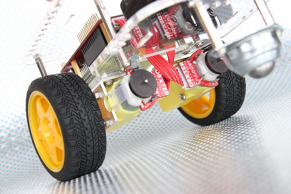 Win GOPIGO3 Robot Kits & Accessories - The MagPi MagazineThe MagPi