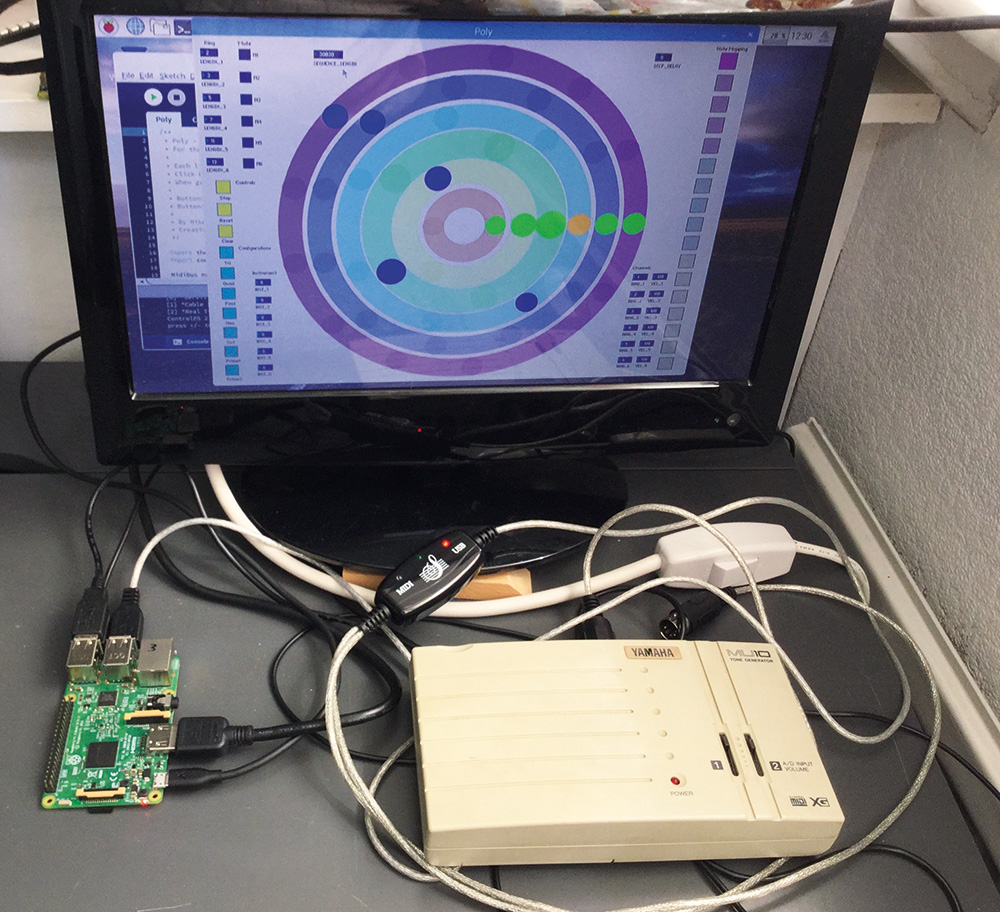 Build a polyrhythmic sequencer with Raspberry Pi - The MagPi