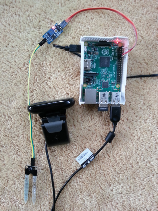 Hydroponic gardening with a Raspberry Pi - The MagPi