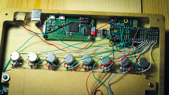 FM Touch Synth project showcase - The MagPi MagazineThe