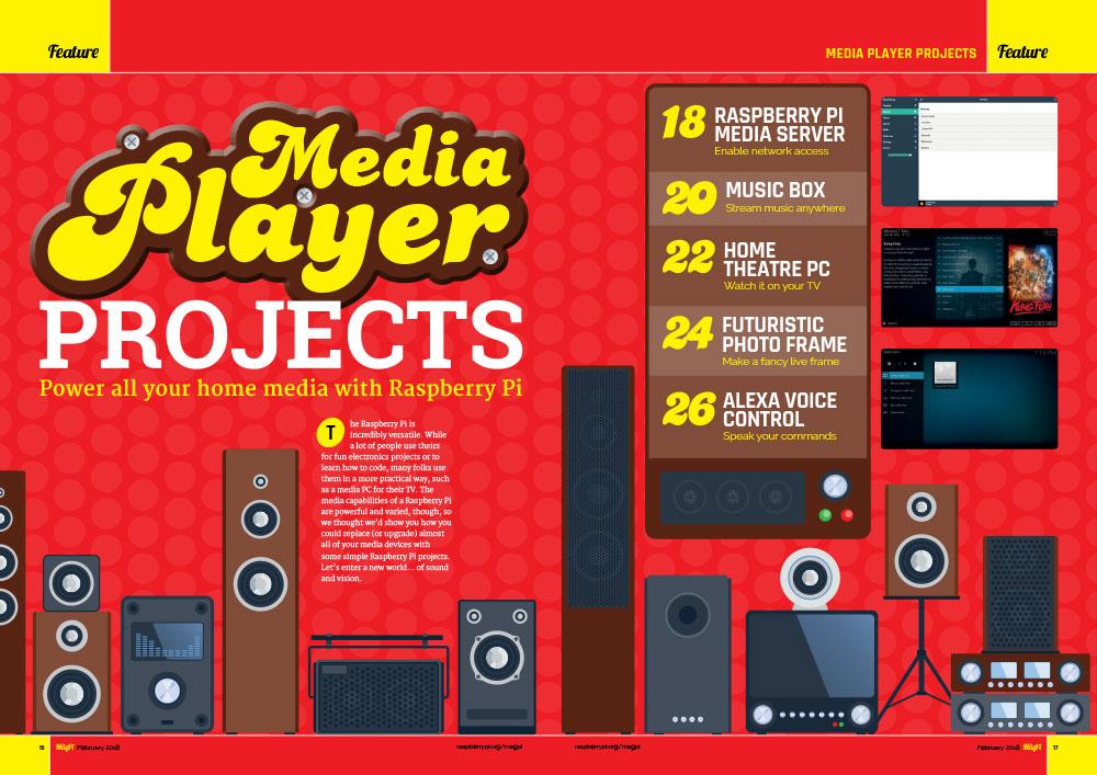 Issue 66 - The MagPi MagazineThe MagPi Magazine