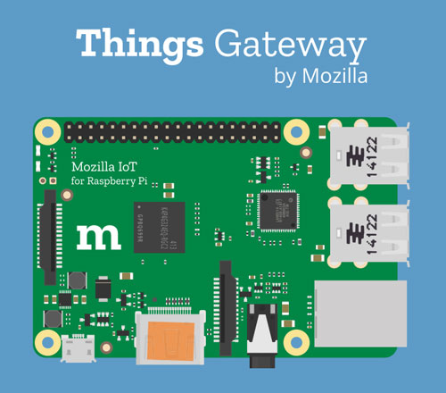 Mozilla Project Things: IoT on Raspberry Pi - The MagPi