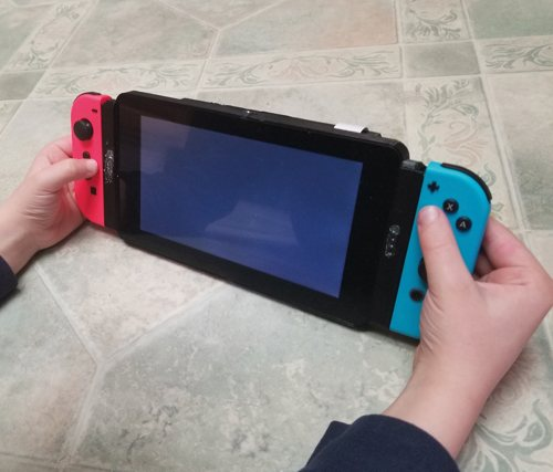 PiSwitch: Build your own Nintendo Switch-style console - The