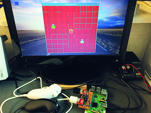 Use Wii Nunchucks with Raspberry Pi - The MagPi MagazineThe ... Raspberry Pi Multiplex Wiring Diagram on