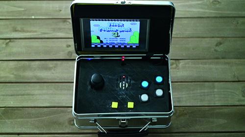 Lunchbox retro arcade - The MagPi MagazineThe MagPi Magazine