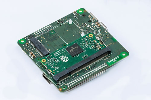 Project Fin: motherboard for Compute Module - The MagPi MagazineThe