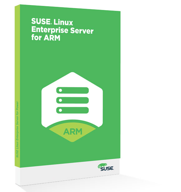 SUSE Linux for Raspberry Pi: Enterprise Server for ARM