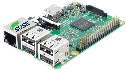 SUSE for Raspberry Pi
